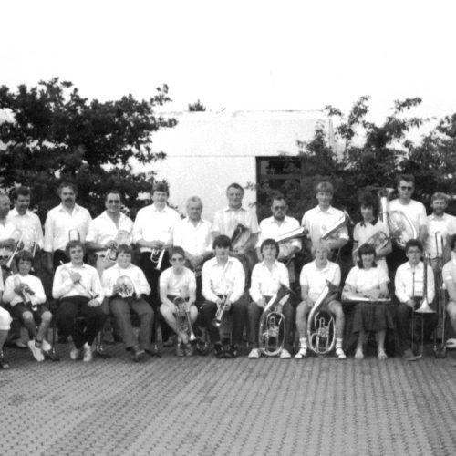 Großer Chor – Juni 1983